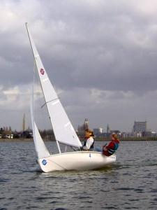 420-zeilboot