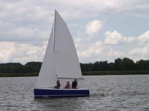 globe-zeilboot